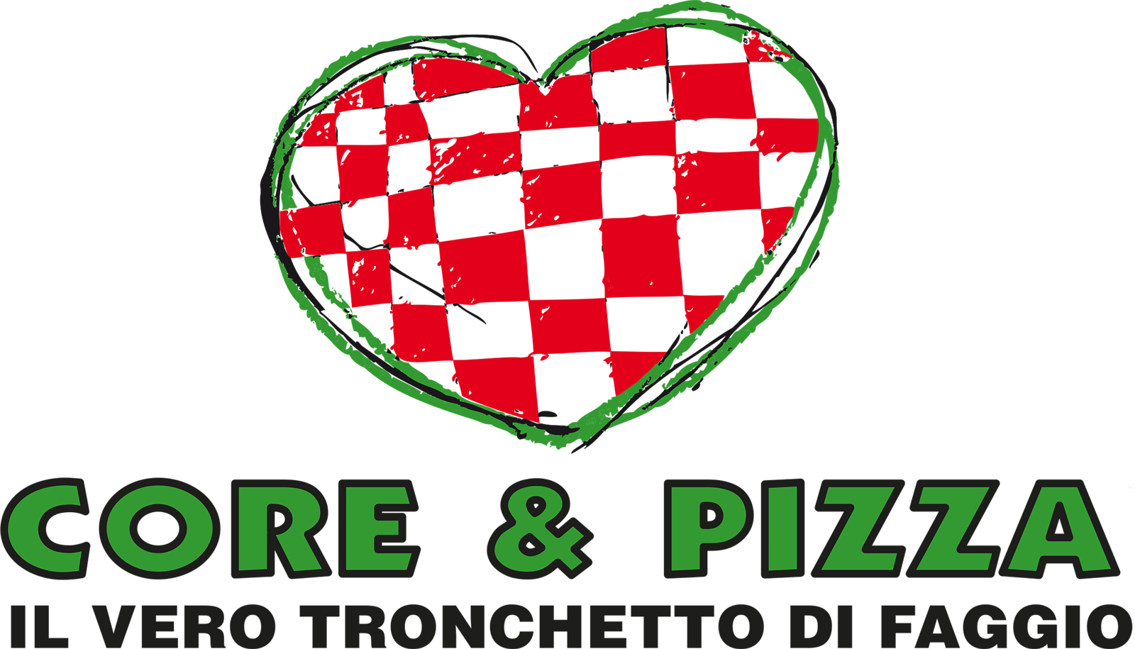 Core e Pizza Logo