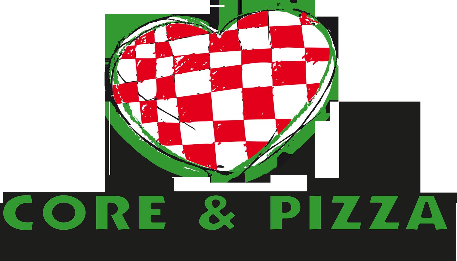 Core e Pizza Logo